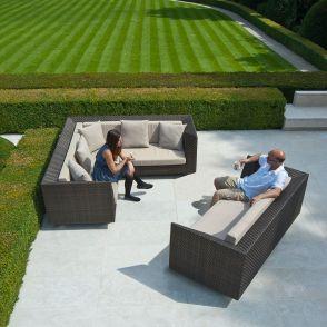 Gartensofas  Hochwertige Gartensofas online kaufen • Gartentraum.de