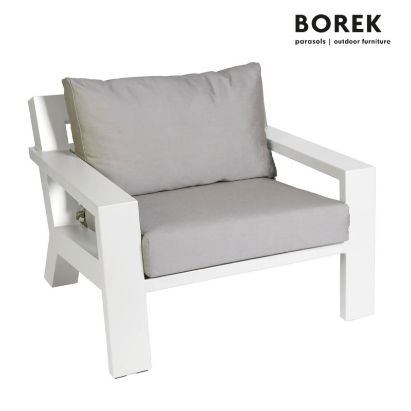 borek loungesessel viking f r den garten. Black Bedroom Furniture Sets. Home Design Ideas