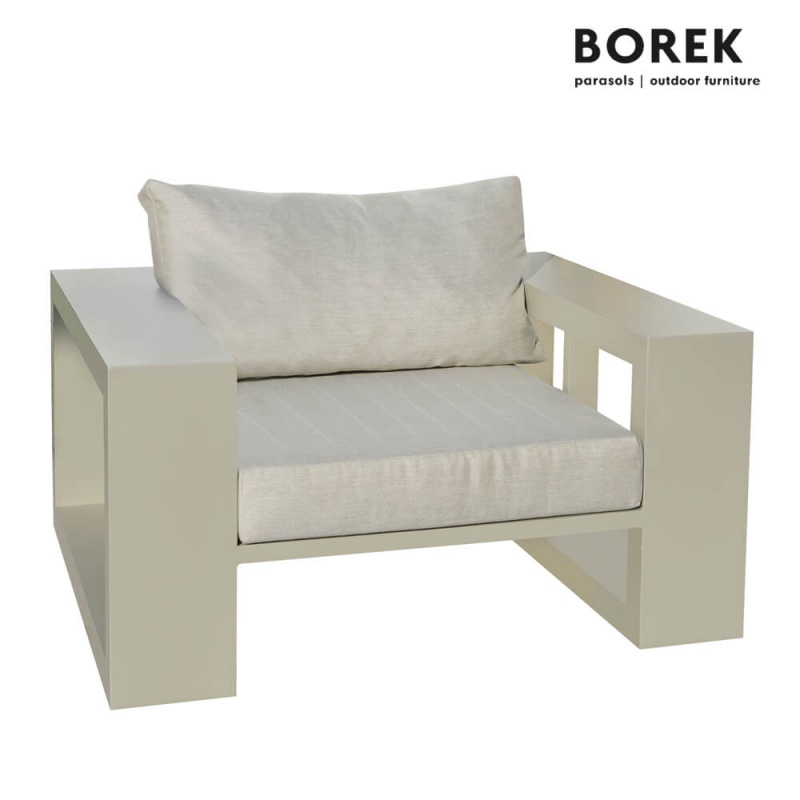 design gartensessel everglades grau. Black Bedroom Furniture Sets. Home Design Ideas