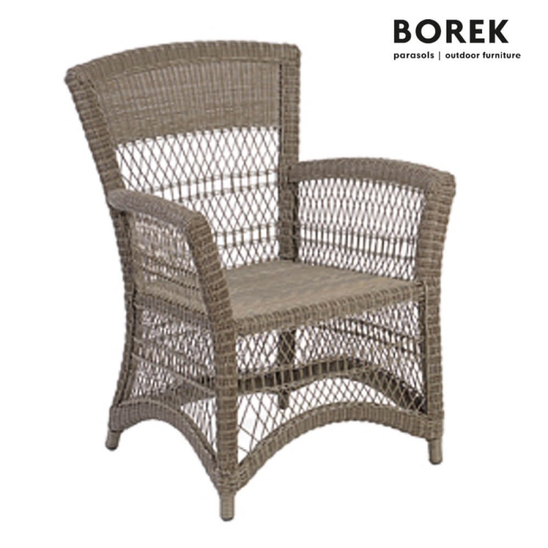 Design outdoor korbsessel dominica for Korbsessel design