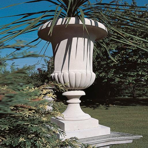 Englische Pavillons Kaufen : Englische Gartenvase Steinguss - Denford Park • Gartentraum.de