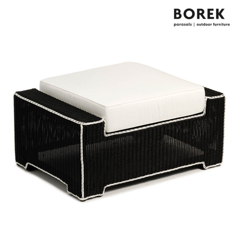 garten sitzbank plaza mit polster borek. Black Bedroom Furniture Sets. Home Design Ideas