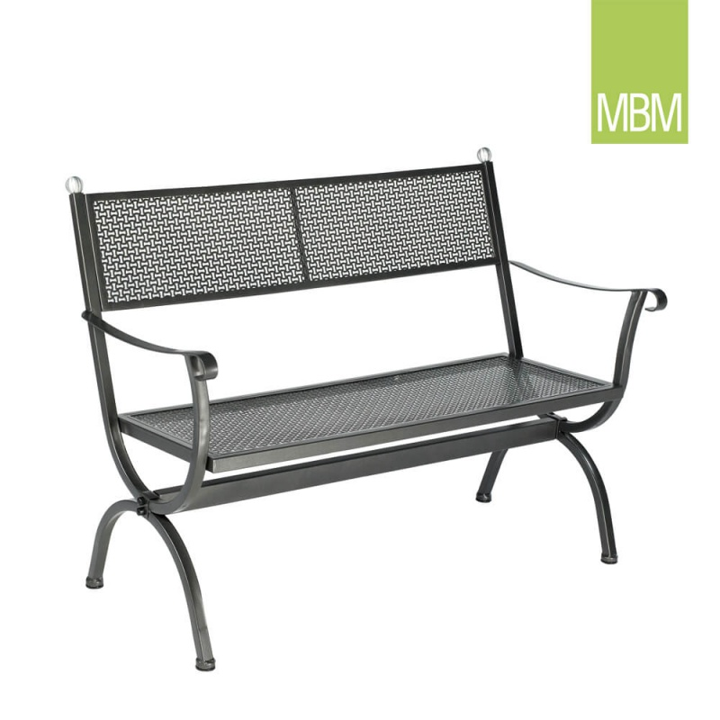 gartenbank 2 sitzer mwh gartenbank 2 sitzer forios alu. Black Bedroom Furniture Sets. Home Design Ideas