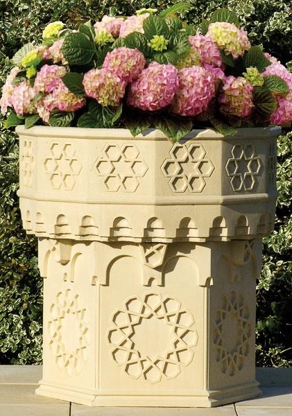 gro er garten pflanzk bel antik xxl alhambra. Black Bedroom Furniture Sets. Home Design Ideas