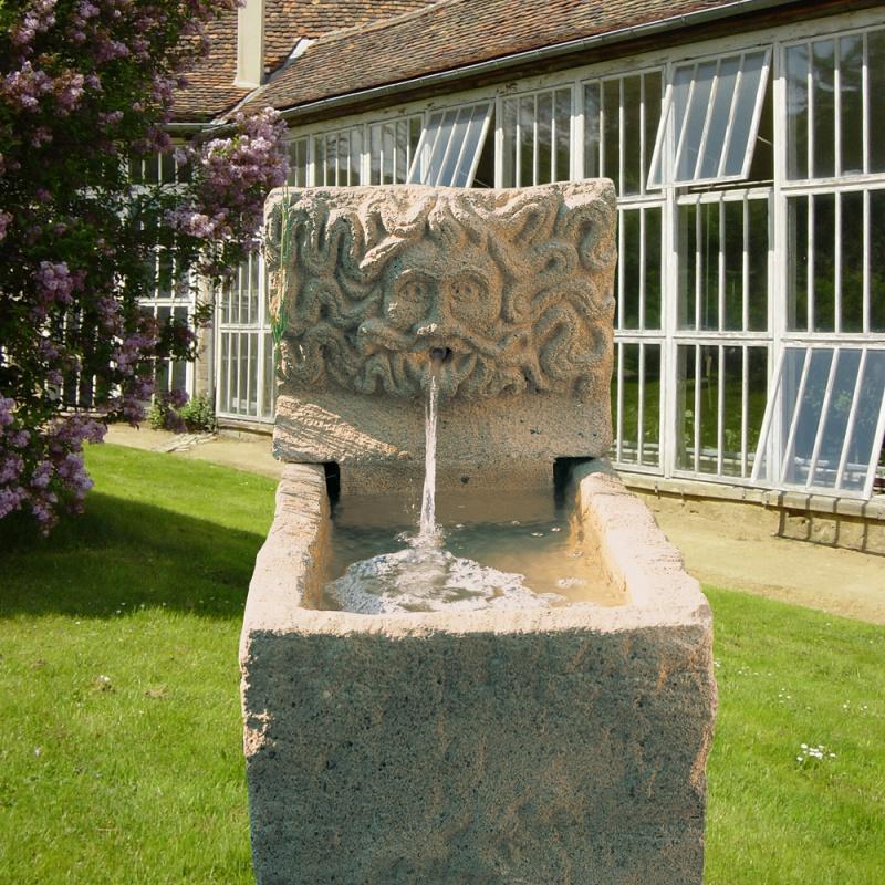 Kleiner garten steinbrunnen vellamo - Kleiner gartenbrunnen ...