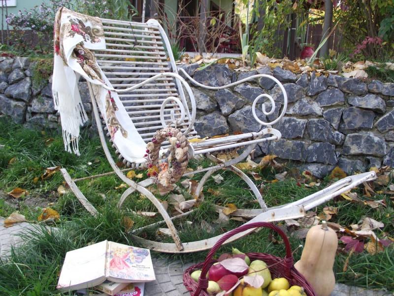 Teakholz Gartenmobel Pflegemittel :  Holz gartenmöbel schaukelstuhl garten wipstuhl gartenstuhl akazie