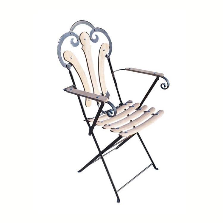 gartenstuhl chamonix antik. Black Bedroom Furniture Sets. Home Design Ideas