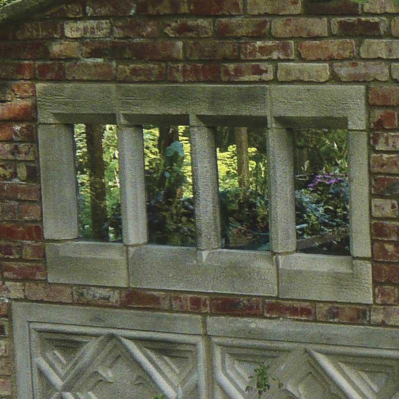 Ruinen fenster element aus stein radbroke - Fenster zumauern welcher stein ...