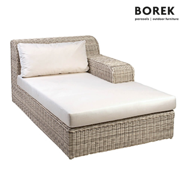 outdoor chaiselongue gartensofa atlanta. Black Bedroom Furniture Sets. Home Design Ideas