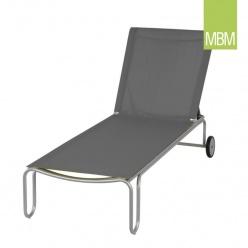 gartenliegen mit rollen online kaufen. Black Bedroom Furniture Sets. Home Design Ideas