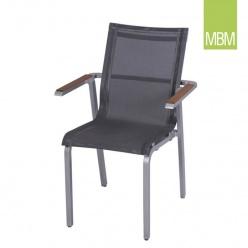 stapelst hle f r den garten kaufen. Black Bedroom Furniture Sets. Home Design Ideas