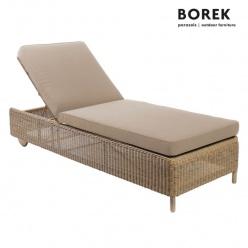 garten doppelliege mit rollen palermo. Black Bedroom Furniture Sets. Home Design Ideas