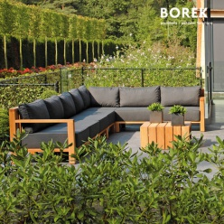 gartenm bel garnitur calpe aus aluminium. Black Bedroom Furniture Sets. Home Design Ideas