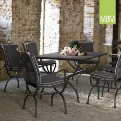 garten sitzgruppe aus holz kent gartentisch st hle. Black Bedroom Furniture Sets. Home Design Ideas