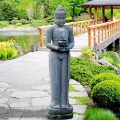 buddha skulpturen versandkostenfrei bestellen. Black Bedroom Furniture Sets. Home Design Ideas