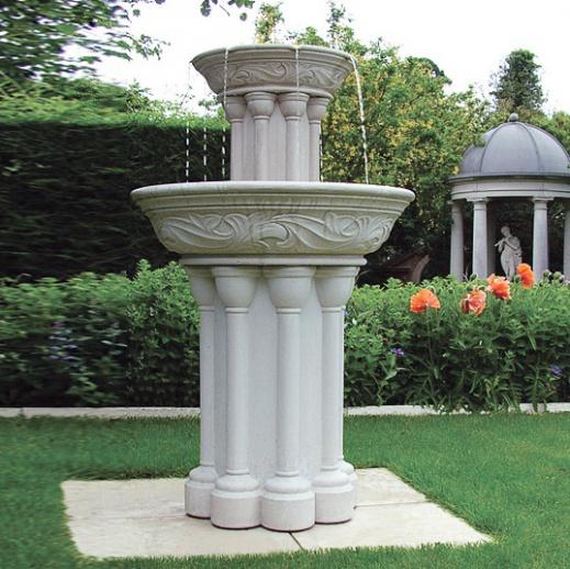 antik garten standbrunnen dorney court. Black Bedroom Furniture Sets. Home Design Ideas