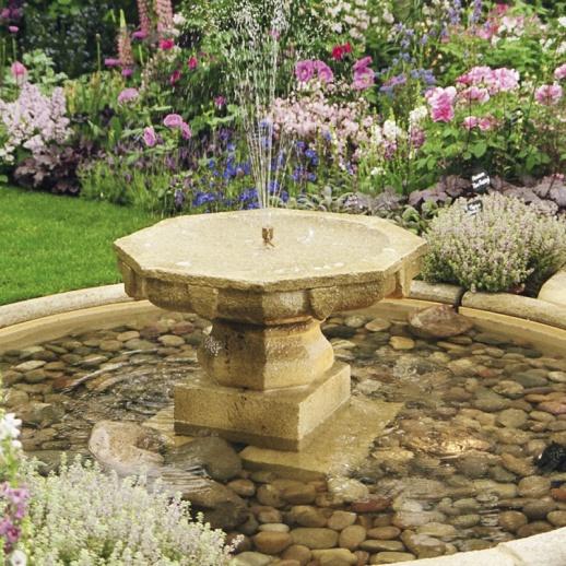 deko springbrunnen f r den garten venosa ForDeko Fur Den Garten
