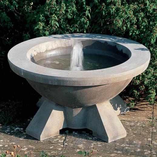 Garten zierbrunnen modern welford - Brunnen modern garten ...