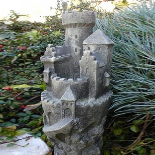 Hochwertige stein gartendekoration rosenburg for Hochwertige ecksofas