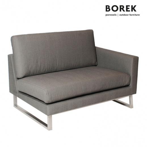 modernes garten lounge modul serano. Black Bedroom Furniture Sets. Home Design Ideas