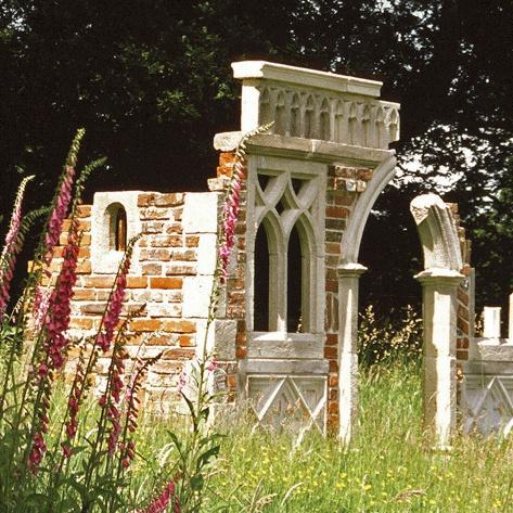 redwoodstone garten ruine milford ruin. Black Bedroom Furniture Sets. Home Design Ideas