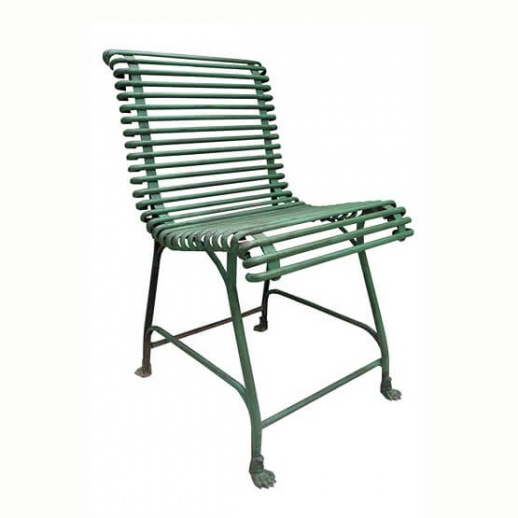 gartenstuhl claude aus metall. Black Bedroom Furniture Sets. Home Design Ideas