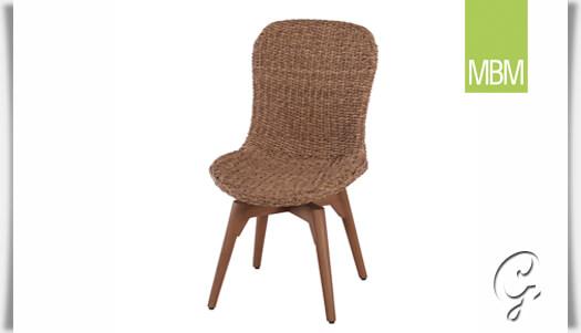 hochlehner gartenstuhl orlando von mbm. Black Bedroom Furniture Sets. Home Design Ideas