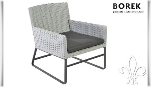 Outdoor Lounge Sessel »Deia« von Borek • Gartentraum.de