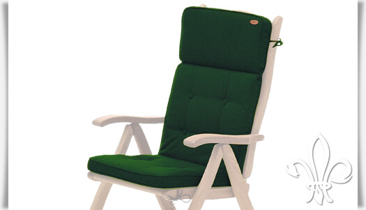 Sitzkissen Auflagen Für Gartenstühle Olefin Gartentraumde