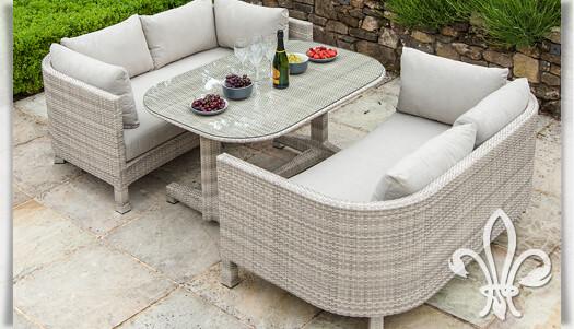 Gartenmöbel Set Watson Sofa Tisch Gartentraumde