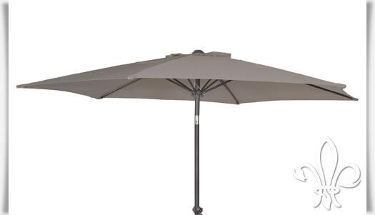 sonnenschirm rechteckig knickbar sonnenschirm aus alu. Black Bedroom Furniture Sets. Home Design Ideas