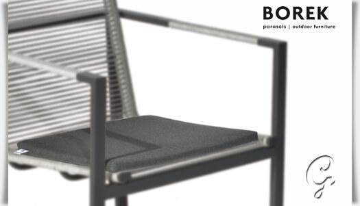 outdoor kissen auflage andrina von borek. Black Bedroom Furniture Sets. Home Design Ideas