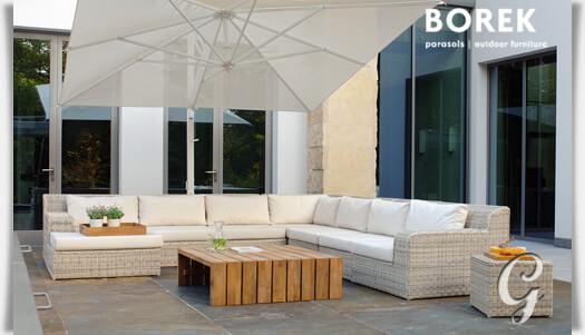garten loungemodul mit lehne atlanta. Black Bedroom Furniture Sets. Home Design Ideas