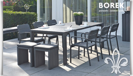 garten sitzgruppe bern aus aluminium kaufen. Black Bedroom Furniture Sets. Home Design Ideas