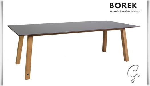 gro er gartentisch chios aus holz borek. Black Bedroom Furniture Sets. Home Design Ideas