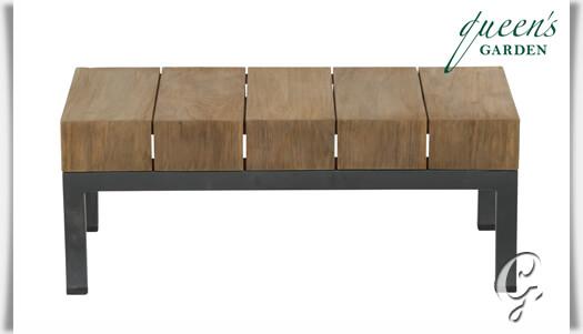 Holz Tisch »Combi« für Garten & Terrasse • Gartentraum.de