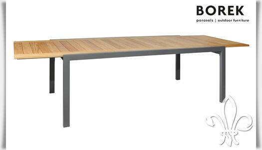 Gartentisch Edelstahl Holz.Gartentraum De