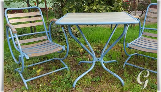 Gartenmobel Aus Holz Behandeln : Design Gartenstuhl »Lassana« mit Holz • Gartentraumde