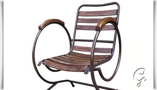 design gartenstuhl lassana mit holz. Black Bedroom Furniture Sets. Home Design Ideas