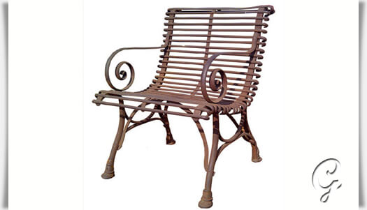 franz sischer gartenstuhl etienne. Black Bedroom Furniture Sets. Home Design Ideas