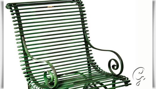 Diy Gartenmobel Paletten : Robuster Stuhl »Basile« für den Garten • Gartentraumde