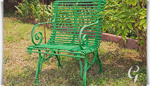 Outdoor Möbel Sitzgruppe - Laurent • Gartentraum.de
