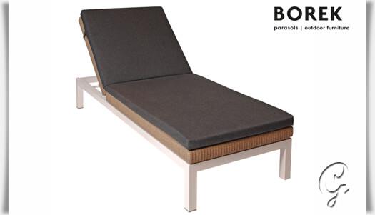 design sonnenliege geneva inkl auflage. Black Bedroom Furniture Sets. Home Design Ideas