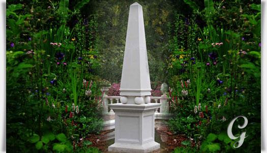 gyptischer stein obelisk ramses. Black Bedroom Furniture Sets. Home Design Ideas