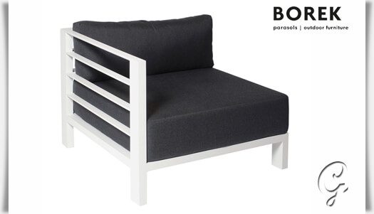 design garten loungemodul horizon. Black Bedroom Furniture Sets. Home Design Ideas