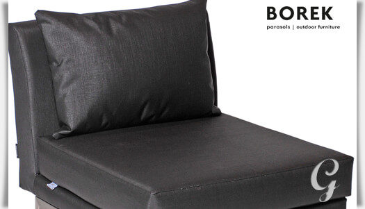 borek garten lounge couch modul libero. Black Bedroom Furniture Sets. Home Design Ideas