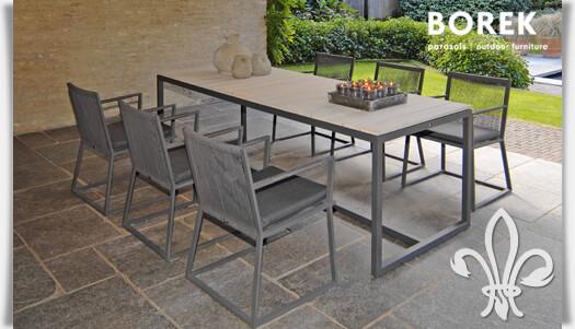 Teakholz gartenmöbel modern  Gartenmöbel im Komplettset »Lincoln« kaufen • Gartentraum.de