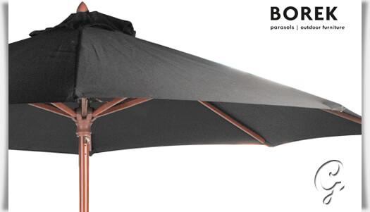 garten sonnenschirm lugano modern. Black Bedroom Furniture Sets. Home Design Ideas
