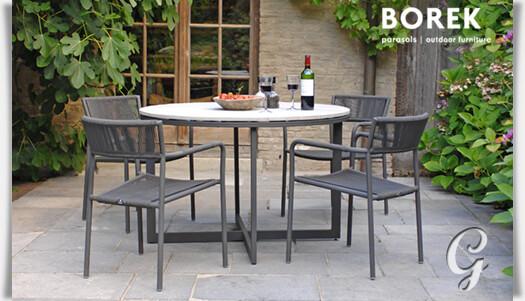 garten stapelstuhl mallorca aus aluminium. Black Bedroom Furniture Sets. Home Design Ideas