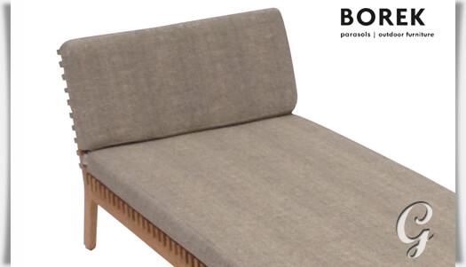 chaiselongue f r den garten merano. Black Bedroom Furniture Sets. Home Design Ideas